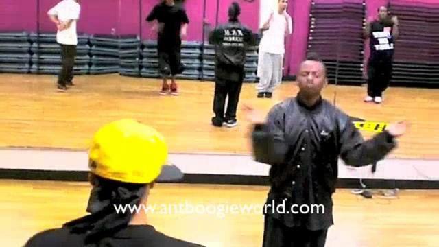Good Loving ( Rehearsal) Ryan Leslie Dance Project