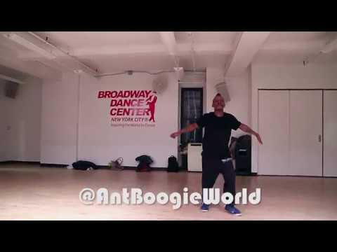 Nice For What Choreography by AntBoogie