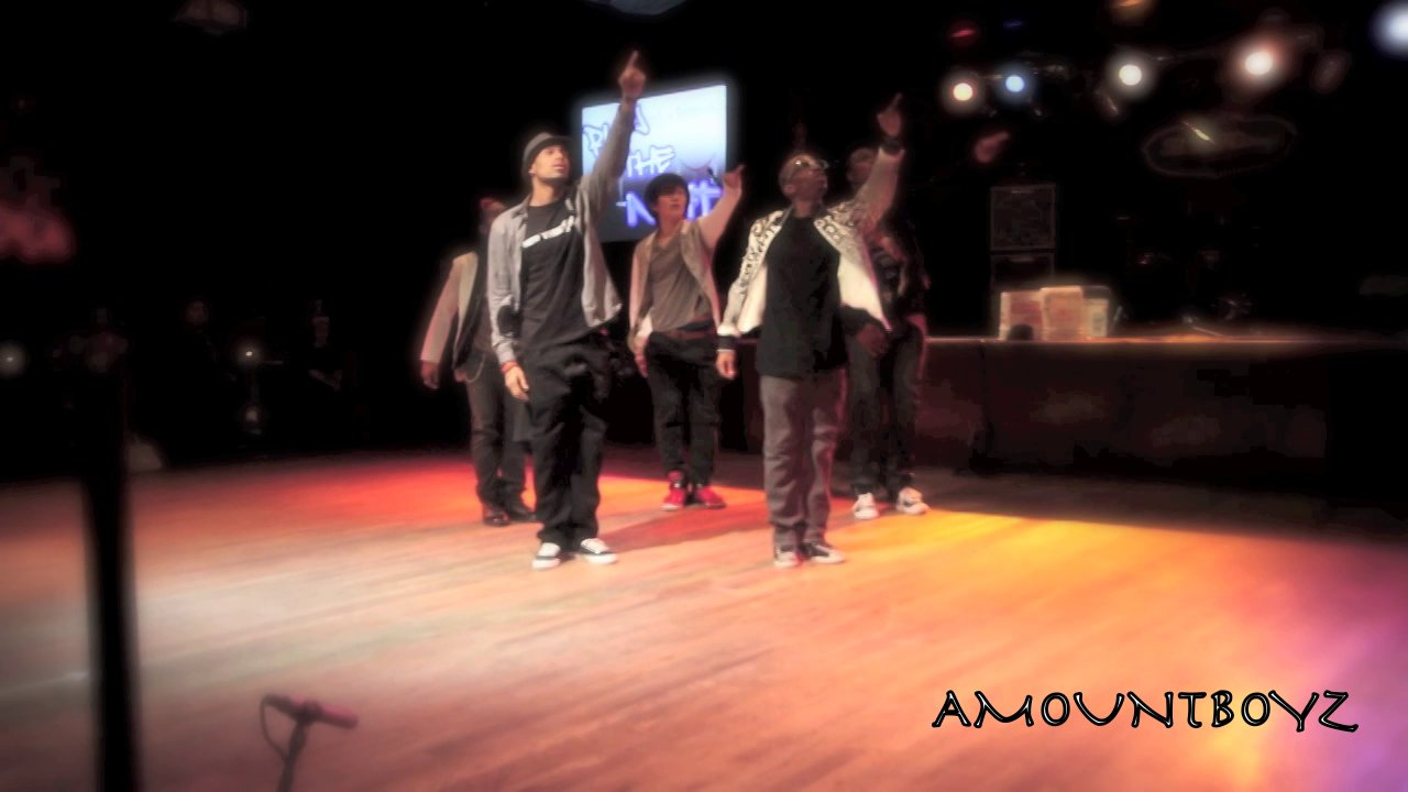 Beautiful people Performance by AmountBoyz