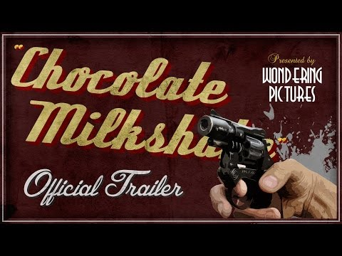 """Chocolate Milkshake"" (Trailer) - A Short Film by Marina Bruno"