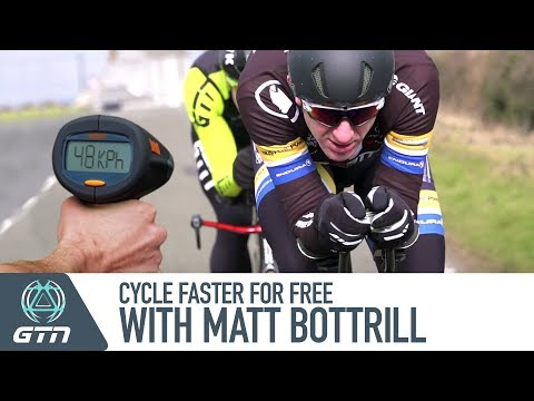 Cycle Faster For Free With Time Trial Specialist Matt Bottrill