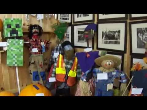 How To Decorate Fun Pumpkins & Scarecrows