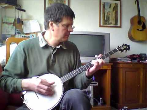 a banjo Oddity -Marc_D
