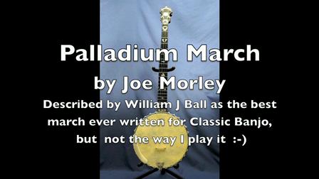 Palladium March