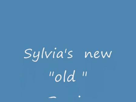 Sylvia's new old Banjo