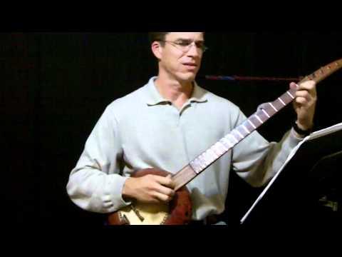 A Mixed Grill by Joe Morley for banjo by Joe Morley