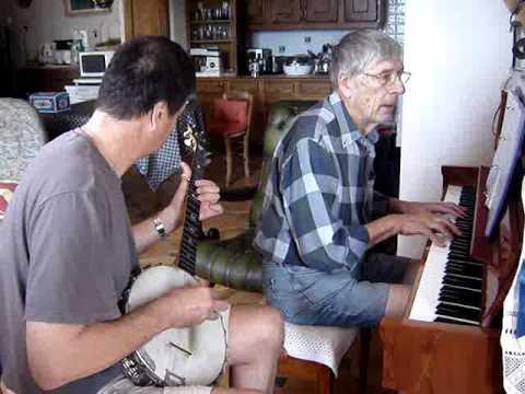 Donkey ' laugh- Banjo & piano
