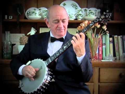 Joy Dance for Classic Fingerstyle Banjo