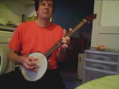 Kansas Jig_Herb Ellis_classic banjo