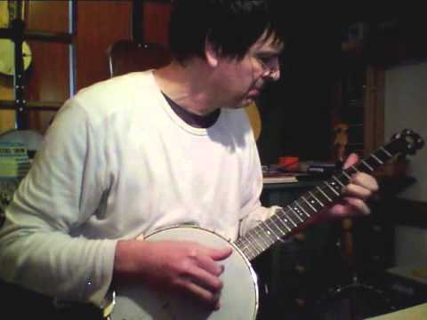 In the moonlight_Joe Morley_classic banjo