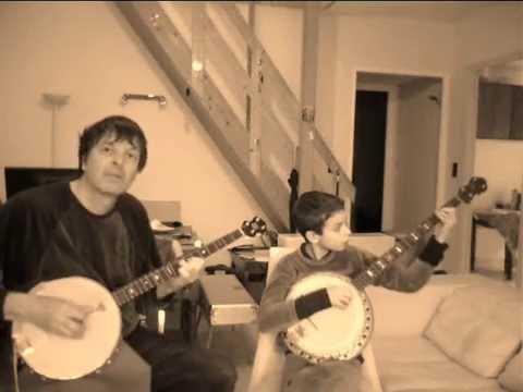 Banjo oddity_Joe Morley_Xmas series