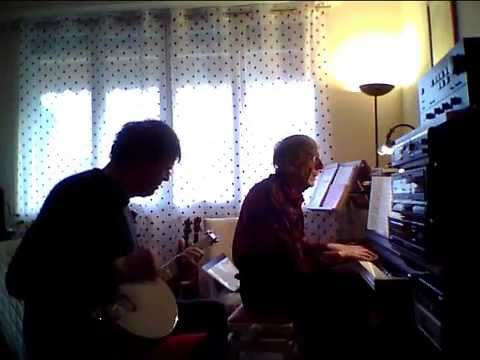 Donkey laugh_Joe Morley_Bj & piano_2015