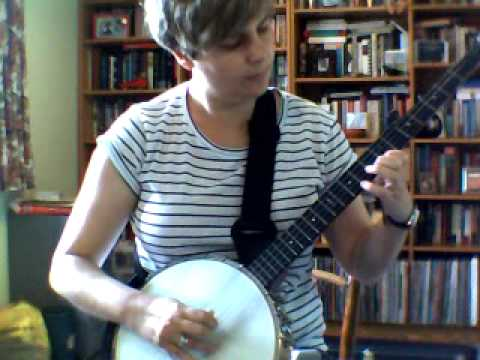 The Douglas Cakewalk (banjo)