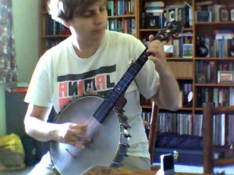 'Hiking' (classic banjo)