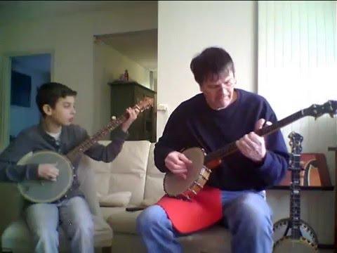 Yankee Land_2 banjos