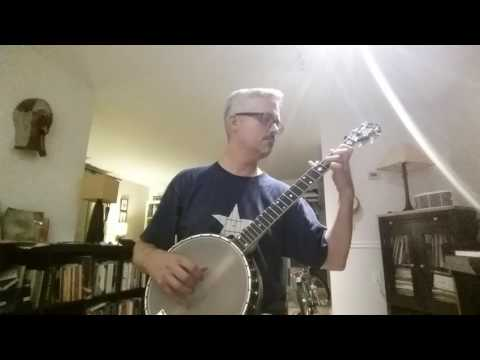 """Emile Grimshaw's """"You and a Canoe, Romance"""" (finger style five-string banjo)"""