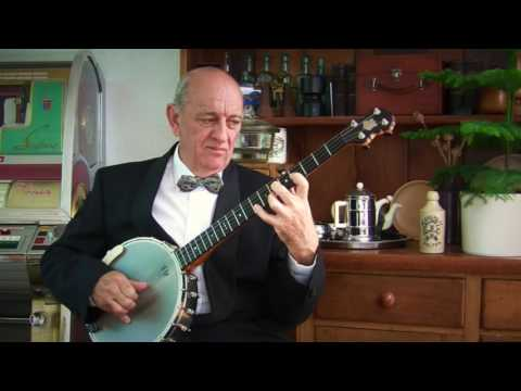 Chop Suey by E. Grimshaw  Classic Fingerstyle Banjo