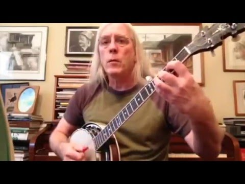 Angels We Have heard On High - banjo