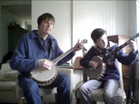 Skeleton Dance_Rémi 1er banjo