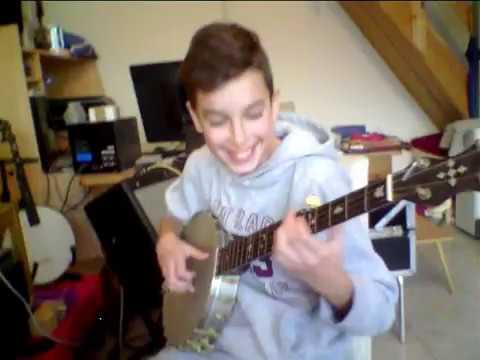 Banjo Oddity_J Morley_3D musique_déc 16