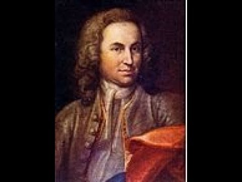 Adagio from Cantata150 by J.S. Bach 1685 - 1750