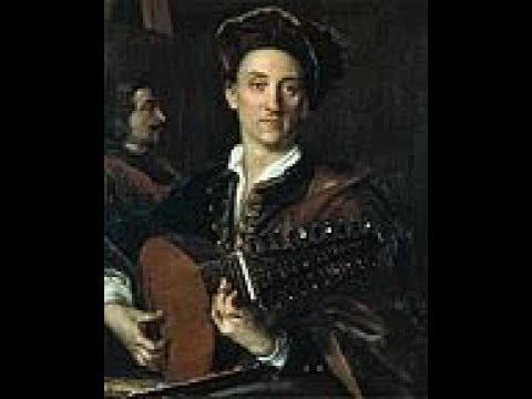 Allegro in e minor by G.F. Handel 1685-1759