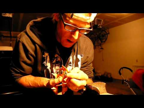 How to sharpen your crampons