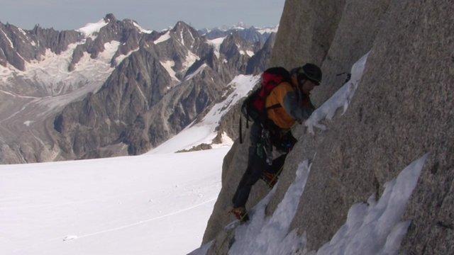 First Alpine Ascent