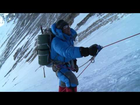 """FIRST ASCENT: Ed Viesturs """"The Art Of Mountaineering"""""""