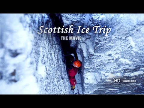 Scottish Ice trip in Ben Nevis - English