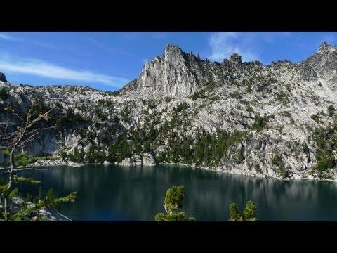 Picturesque Enchantment Lakes