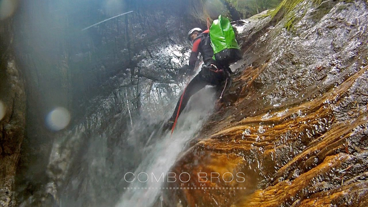 Canyoning in Vigezzo Valley