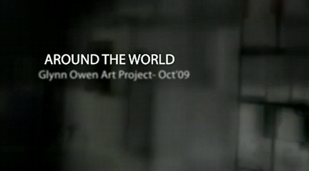 -World In A Box- Arts Project at the Glynn Owen youth centre