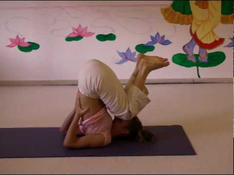 Yoga for Beginners and Advanced: Plough Variations