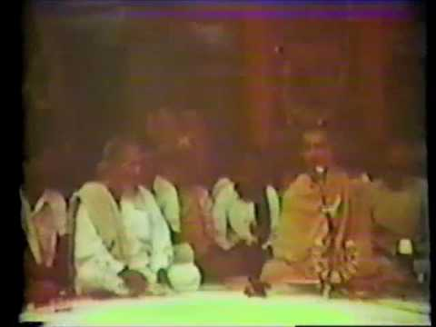 Swami Chidananda talks about Master Sivananda # 2  5 of 5 Tracks