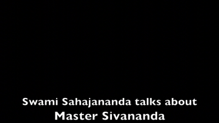 # 113 SWAMI SAHAJANANDA LL TALKS ABOUT MASTER SIVANANDA TO KIDS 1 OF 3