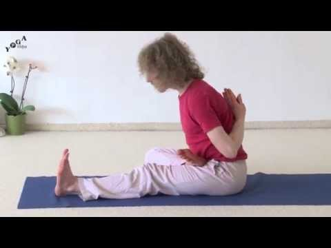 Single Leg Seated Forward Bend Variations