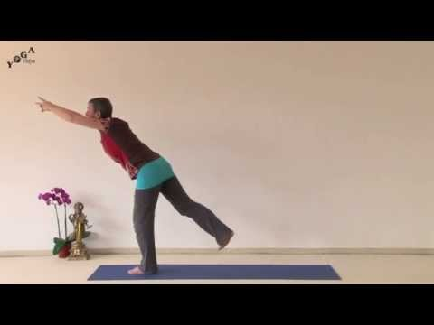 Short Standing Yoga Class - 15 minutes