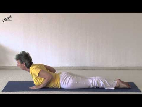 Advanced Beginner's Short Yoga Class for Busy People