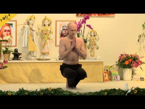 Vladislav Fadeev (RYF) - Yoga exercises for the mobility of hip joint