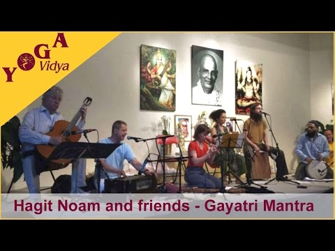 Hagit Noam and friends - Ganesha Gayatri Mantra and Om Gam Ganapataye Namaha