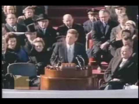 Inaugural Speech of John F. Kennedy