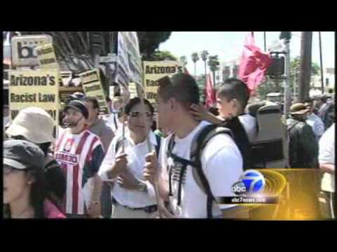 May Day Parade, turns Violent!