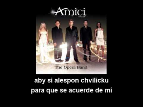 Amici forever - song to the moon, subtitulado.wmv