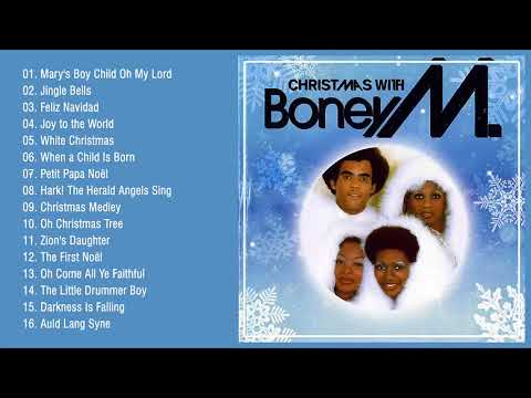 Boney M Christmas Songs 2018 - Best Christmas Songs Of Boney M - Merry Christmas 2018