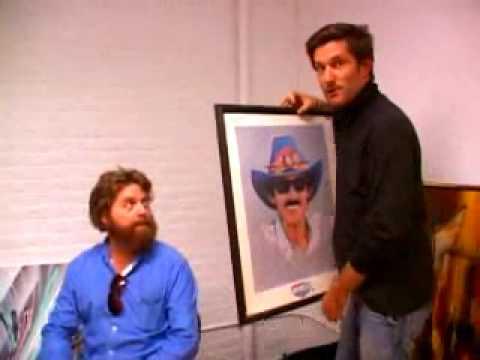 Fun: Zach Galifianakis Interviews Michael Showalter, Bad Artist