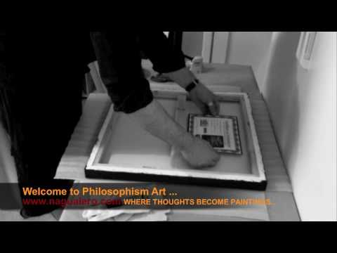 A Safe Way to Pack Paintings for Shipping