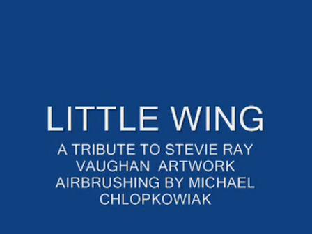 Littlewing Airbrushing