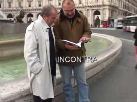 Università Roma 3 - La lezione di Andrea Benetti sull'Arte Neorupestre - Arte Contemporanea