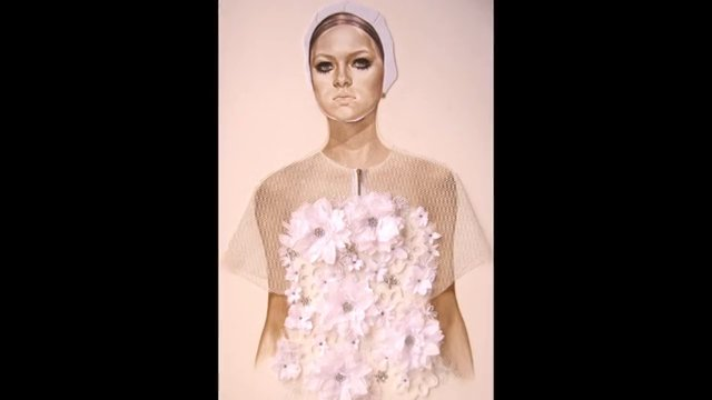 Eka Gotsiridze / Fashion Illustration / Fashion Art  Demo Reel